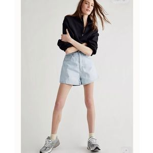 Levi's Vintage High Loose Shorts